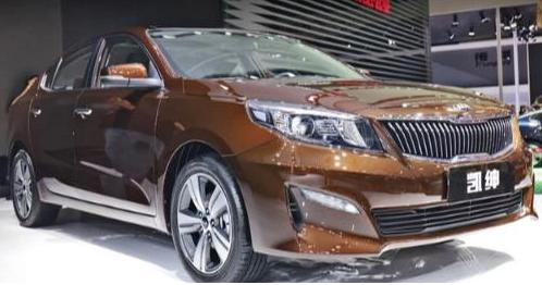 最廉价的韩系B级车,起亚凯绅 性价比非常高