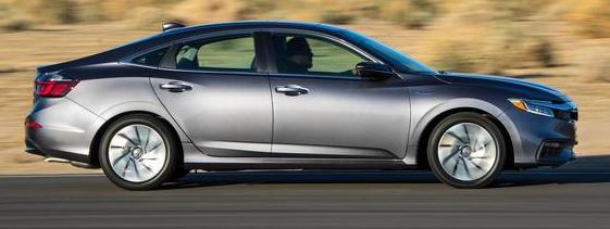 本田推出新款混动车型INSIGHT,或年内在国内上市