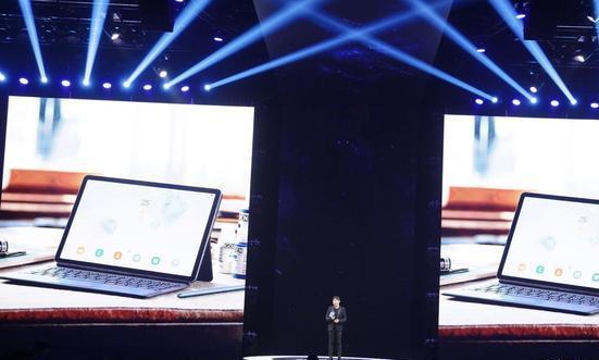 生产力的再度进化 三星旗舰平板Galaxy Tab S6在中国发布