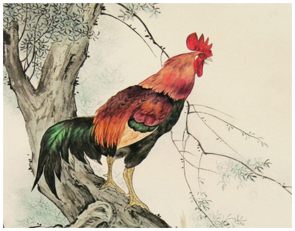 """鸡:下周开始,""""喜事""""即将上门,财旺福旺,笑过鸡年!"""