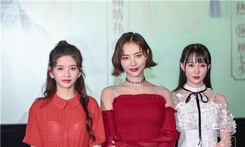 《芸汐传》江苏综艺热播,SNH48成员来宁分享幕后故事