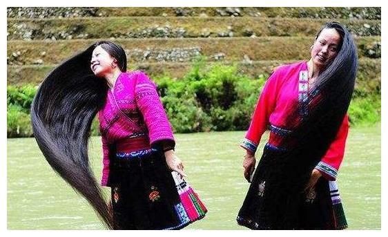 中国最注重头发的民族,一生只剪两次头发,把头发像贞洁一样看中