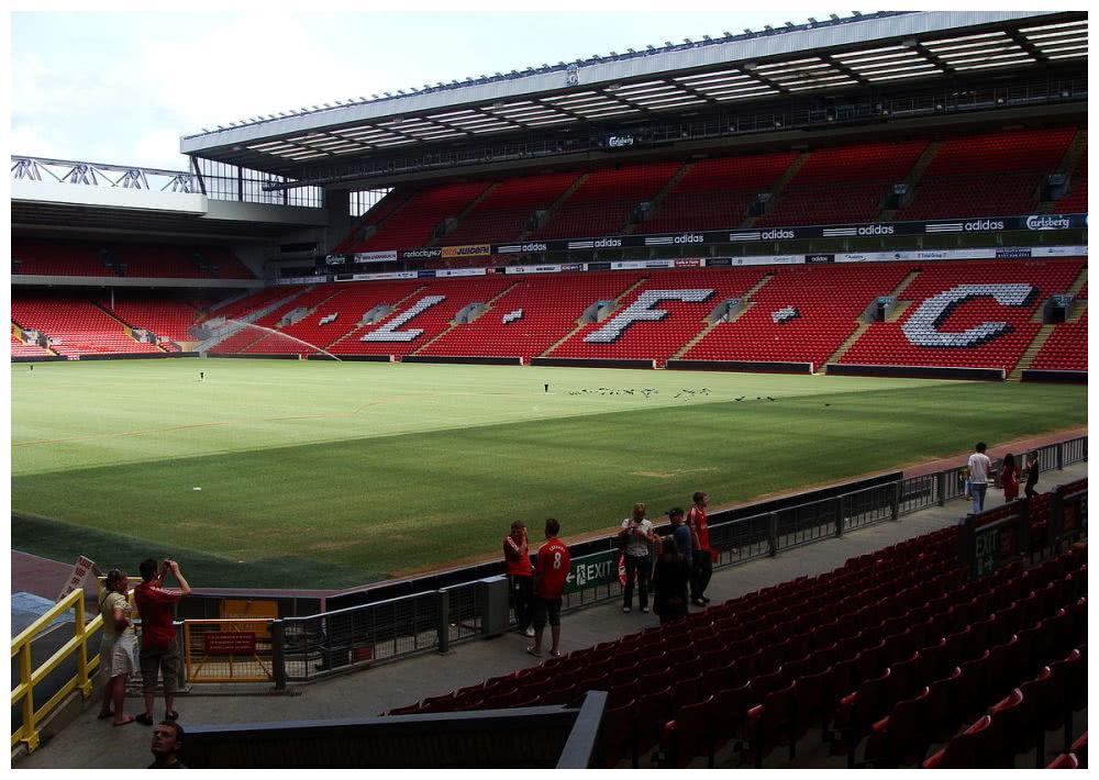 英超豪门利物浦翻新安菲尔德球场 为商业利益将引进橄榄球赛事