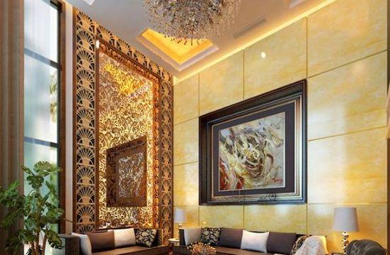 东南亚风格:潮流品质生活装饰,简单有情调,高端大气