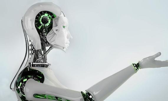 日本推出女机器人,开售一小时就售空,内部结构很真实了