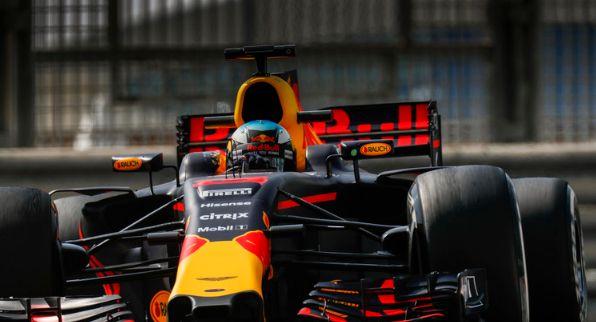 红牛车队微调减少风阻,F1广告效应明显,成绩让人刮目相看