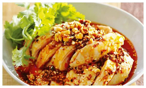 夏天就要吃点重口味的,麻辣的口水鸡让你食欲大开,好胃口自然来