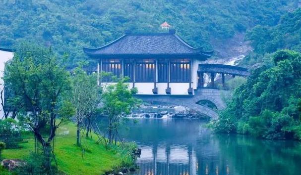 「惠州汤泉」全球十大知名温泉之一,奢享顶级秘境度假酒店