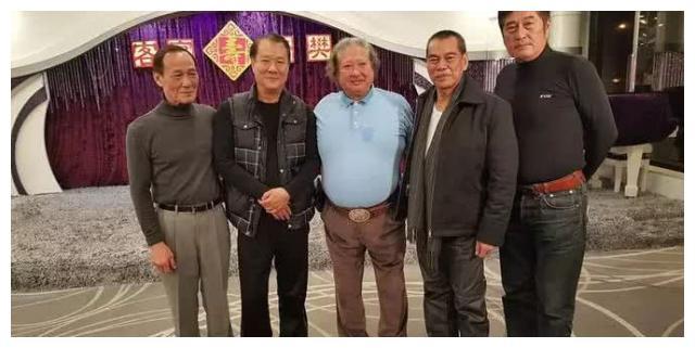 30年前林正英与黑社会发生矛盾,洪金宝谈判,没想对方是陈惠敏