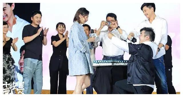何雯娜被《长安十二时辰》制片人求婚成功