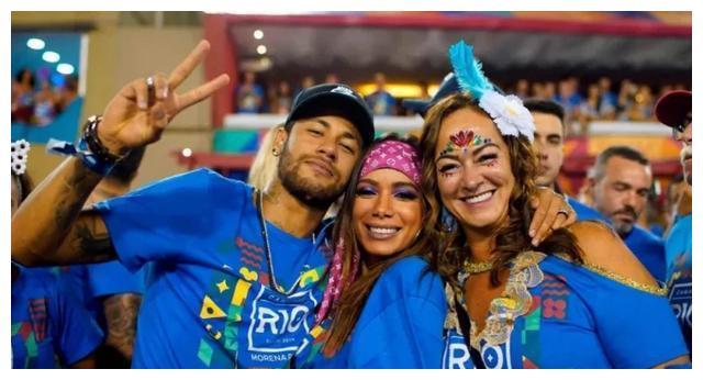 连续6年特定时间无法参赛,内马尔饱受质疑,狂欢节让巴西人疯狂