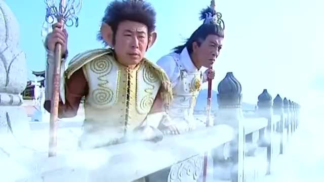 欢天喜地七仙女:董家小娘子被抓,需要董永来换