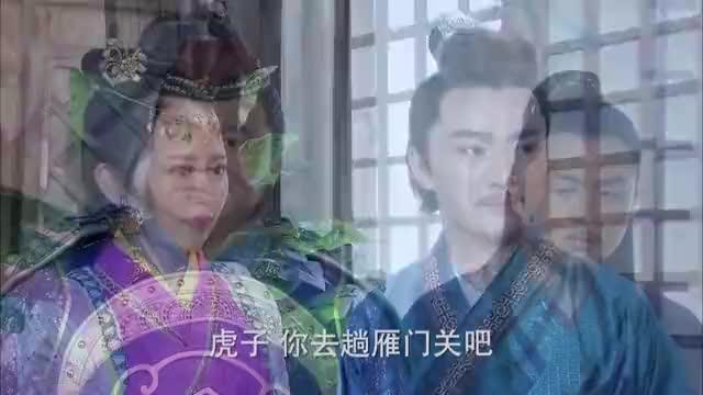 舅兄打算去潼关找薛葵,虽然没见过他这个舅舅,但可以写封亲笔信