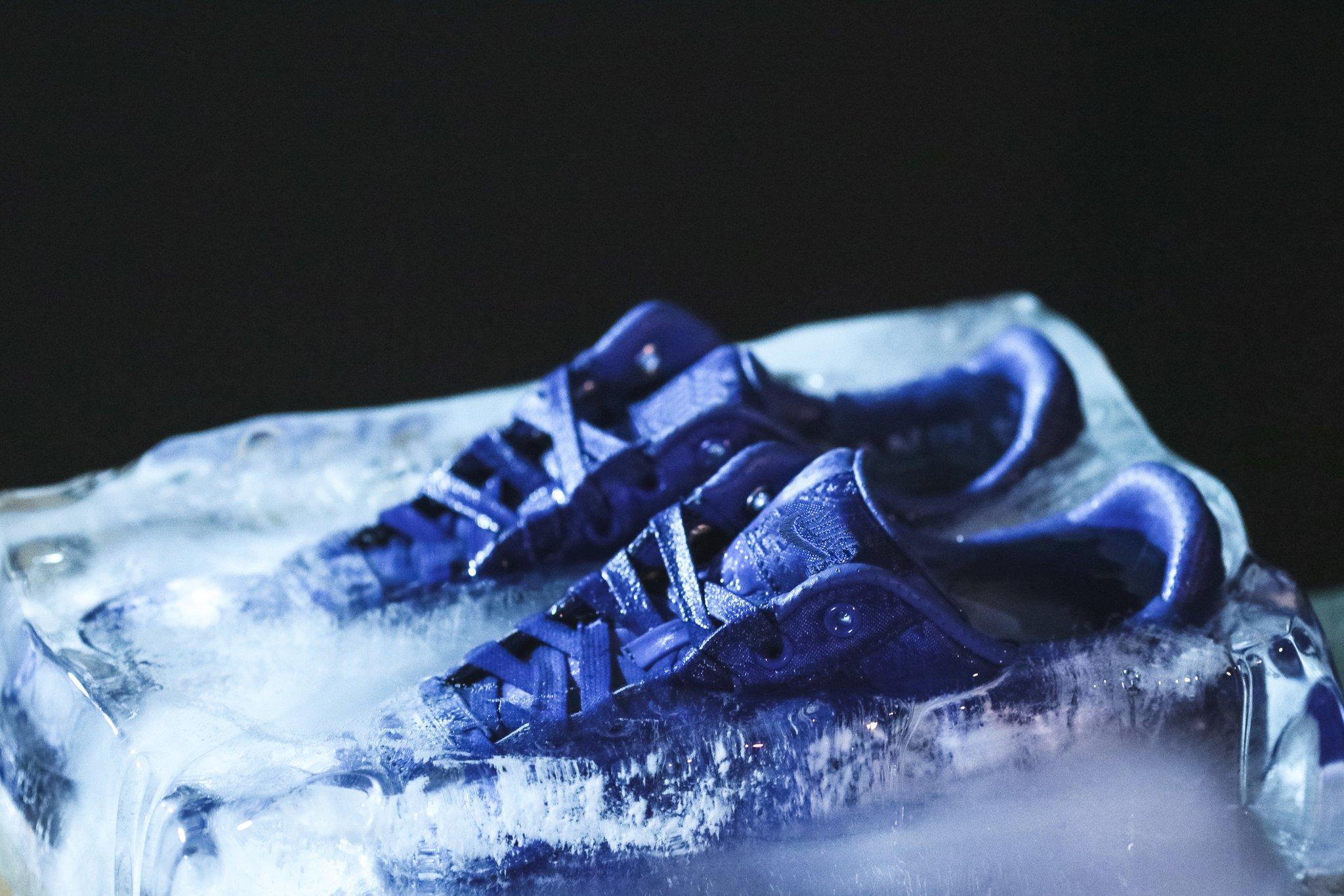 CLOT x Nike AF1 蓝丝绸发布,周杰伦、欧阳娜娜争相上脚 !