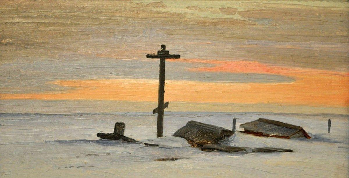 向大师致敬之俄罗斯艺术家亚历山大鲍里索夫(1866年至1934年)