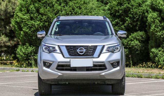 日产最具性价比SUV!长4米8带空气净化,四驱184马力