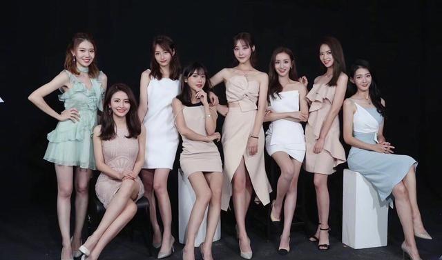 NBA的八大女主播,个个美艳动人,你最喜欢谁?