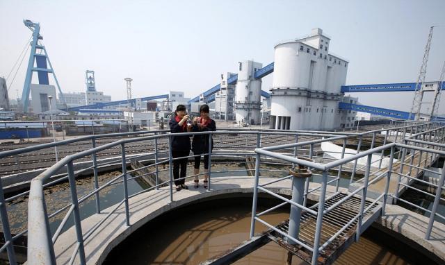 一分钟让你看懂:铅锌矿废水处理用聚丙烯酰胺的作用原理