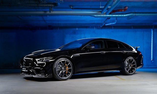 全新奔驰GT巴博斯版本