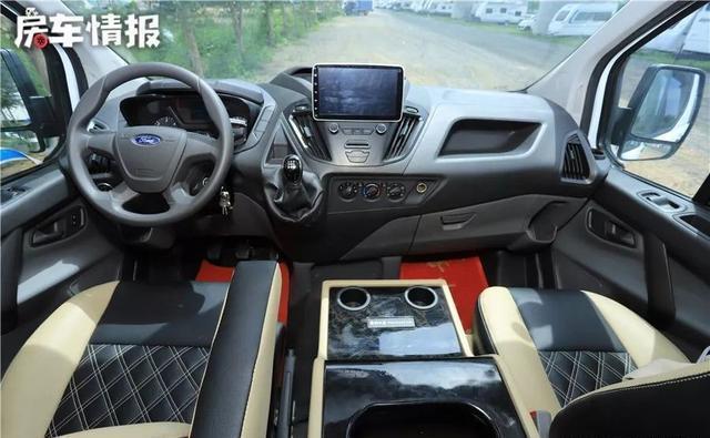 适合老两口使用的20万级房车,?汽油自动挡,车身小巧驾驶灵活
