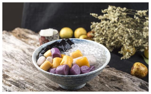 颜值与美味并存的鲜芋仙,在家轻松做,开启下午茶时光~