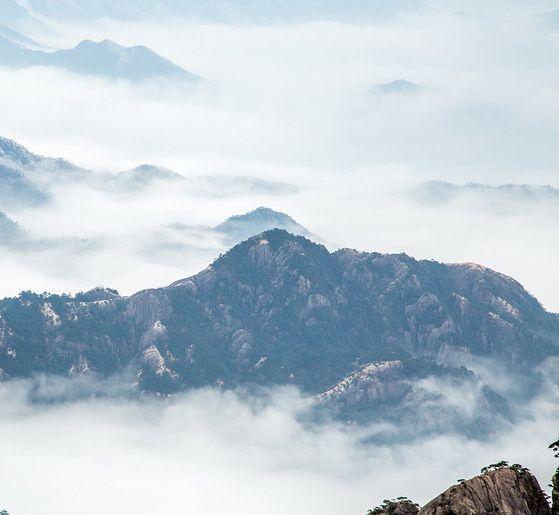 黄山市黄山:从来是写意不写实,壮丽奇特