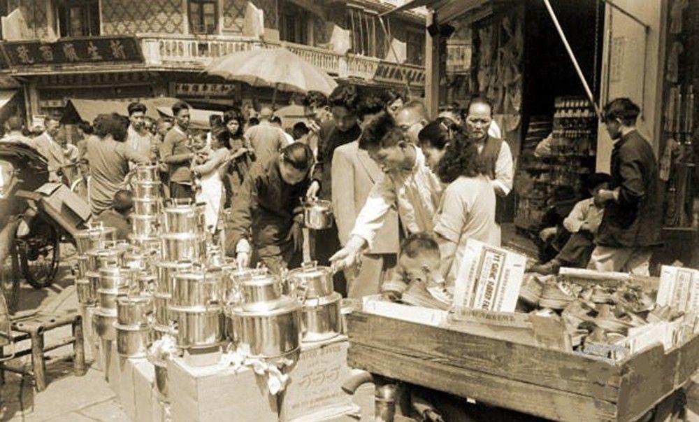 一组老照片,带你穿越到民国时期的上海街头,浓浓的民国风