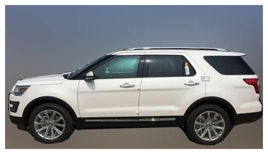 汉兰达对手来了,这款美系SUV,比普拉多霸气,比陆逊越野性强