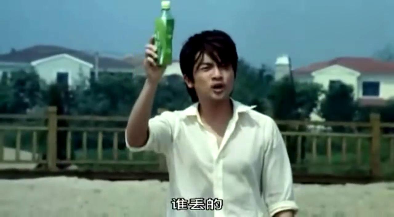 广告总监说气话一个饮料瓶50元回收,四小孩趁机发横财
