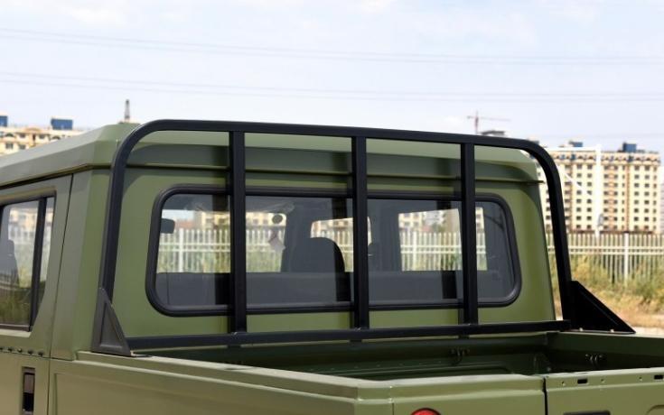 北汽勇士又出新皮卡!皮实耐造,配2.8T柴油动力,仅售9.68万