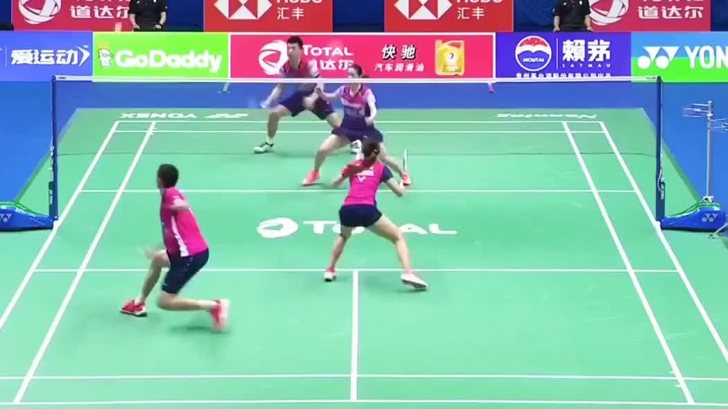 郑思维黄雅琼——国羽的金童玉女 混双的新生王者 球迷的偶像