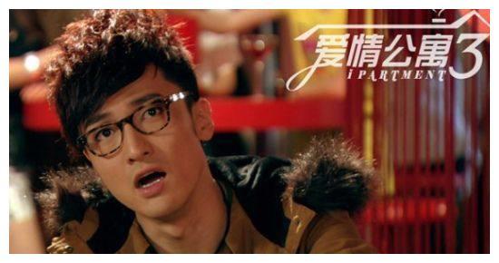 王传君在爱情公寓后销声匿迹,前一阵徐铮要再捧红他