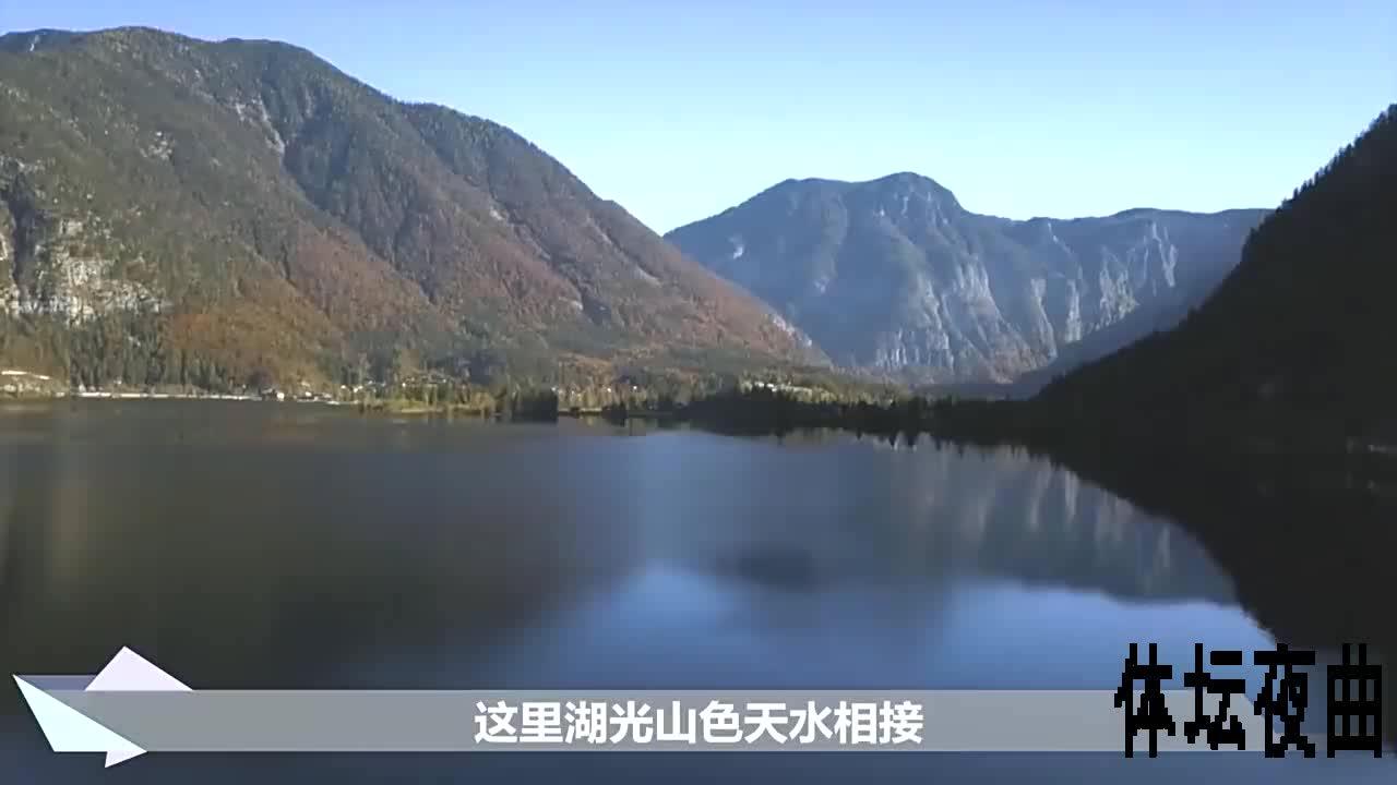 惠州仿照欧洲修建的风情小镇,耗资60亿。
