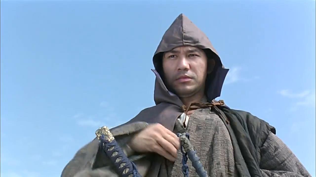 笑傲江湖2:李嘉欣落悬崖,李连杰出手相救