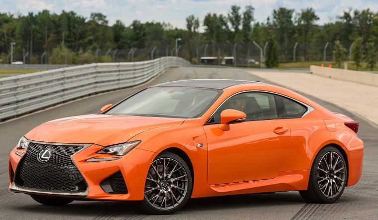 同样都是新款车型,雷克萨斯RC与英菲尼迪Q60到底有哪些区别