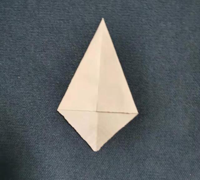 儿童手工折纸:小鸡chick