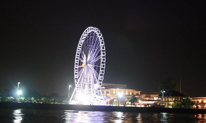 泰囧之曼谷(asiatique)码头夜市,免费轮渡、夜游湄南河,超赞
