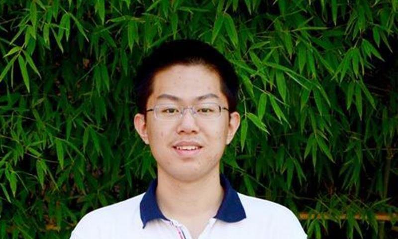 他是河北的理科状元,高考成绩创下了纪录,考了中国高考的最高分