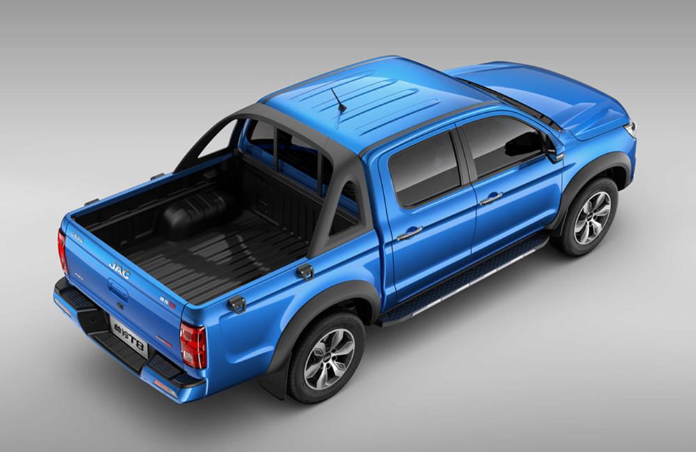 十万元的国产皮卡王,舒适堪比20万SUV,一箱油能从北京跑到上海