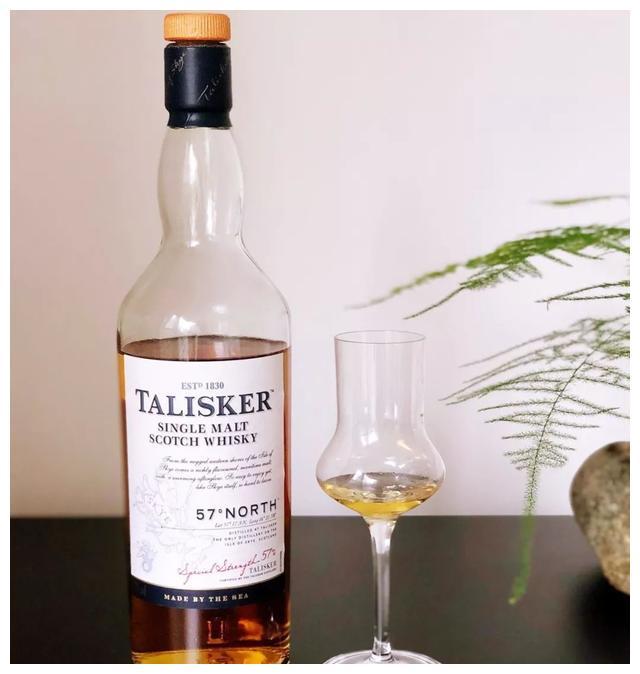荐酒:泰斯卡北纬57度单一麦芽威士忌
