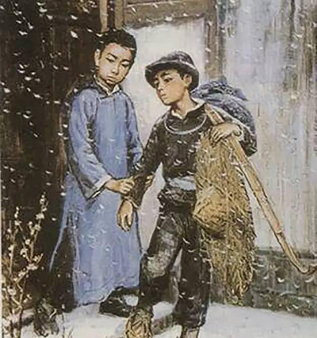 """""""闰土""""的真实结局:被鲁迅家辞退,晚年因为太穷没钱看病而死"""