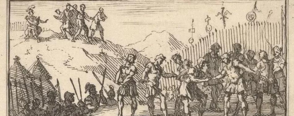 """古罗马军团中残酷的""""十一抽杀律"""",是怎么回事?"""