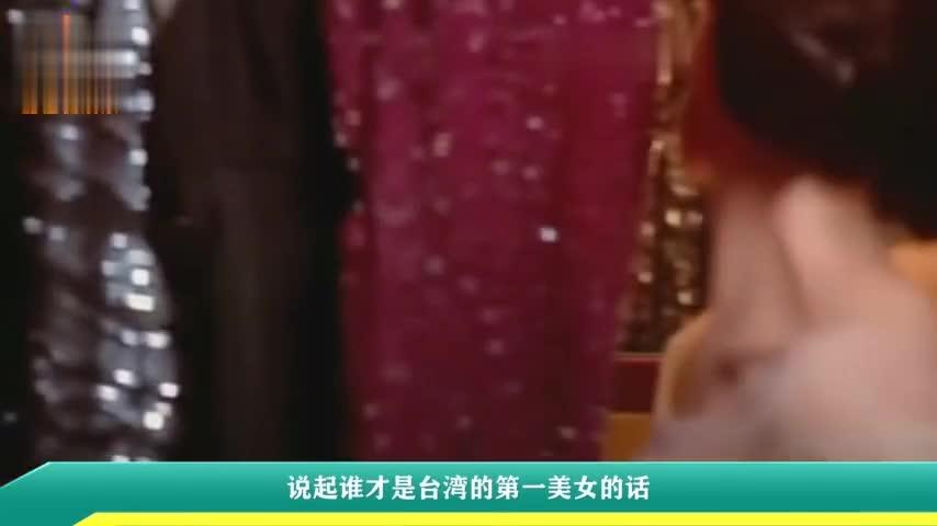 郭雪芙才是台湾第一女神艳压林志玲不愧为宅男炸药