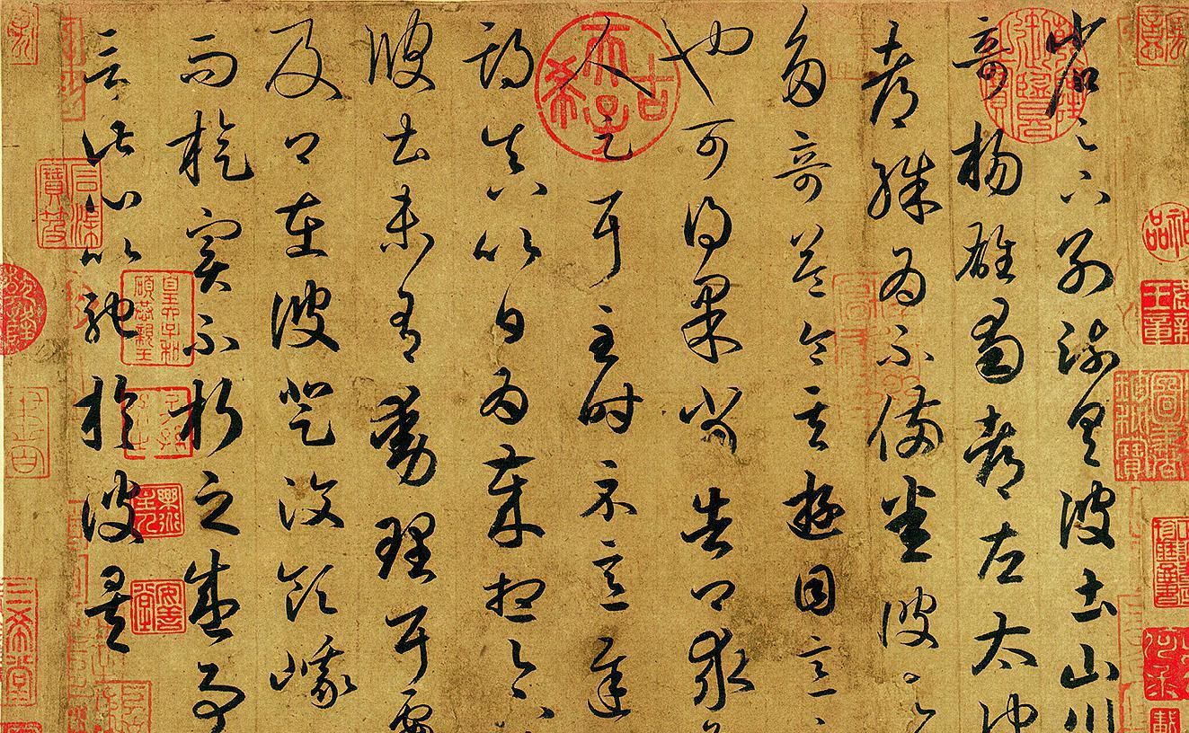 王羲之笔下最美的6件书法,件件是精品,令人叹为观止!