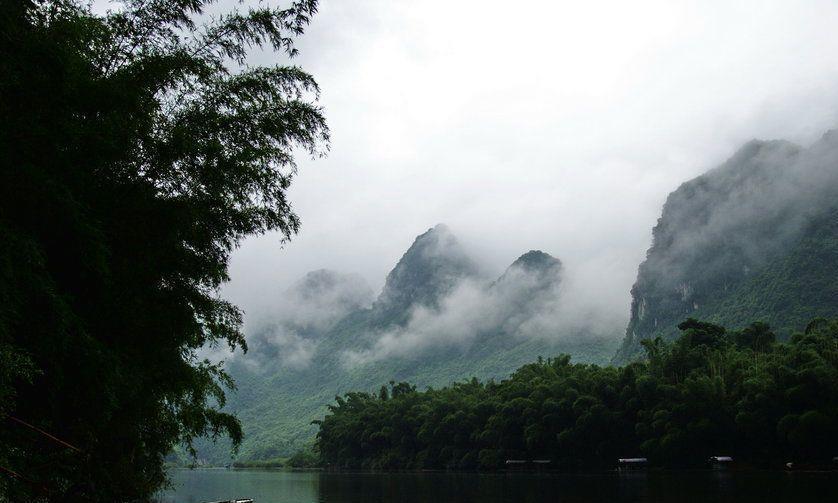 来了就知道,刘三姐的家乡有多美,广西宜州刘三姐镇!