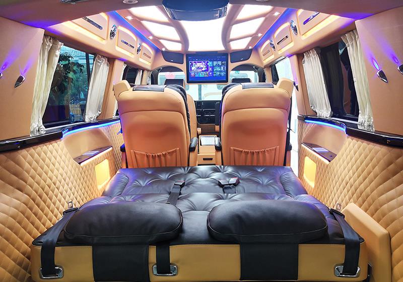 大众T6 x 罗伦士VS560L 商务房车