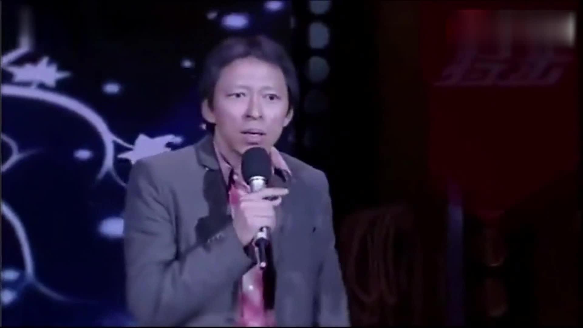 搜狐CEO张朝阳《亲爱的那不是爱情》现场版,这音色无法形容!