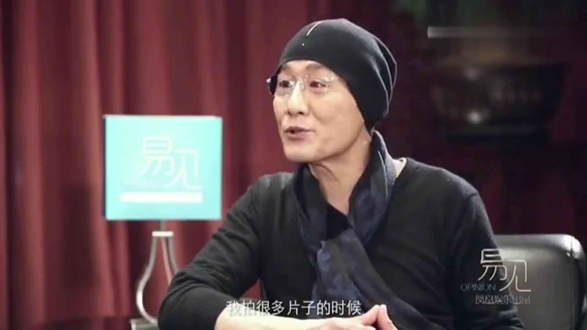 为何无片酬拍建党伟业,梁家辉直言为国家拍电影是责任!