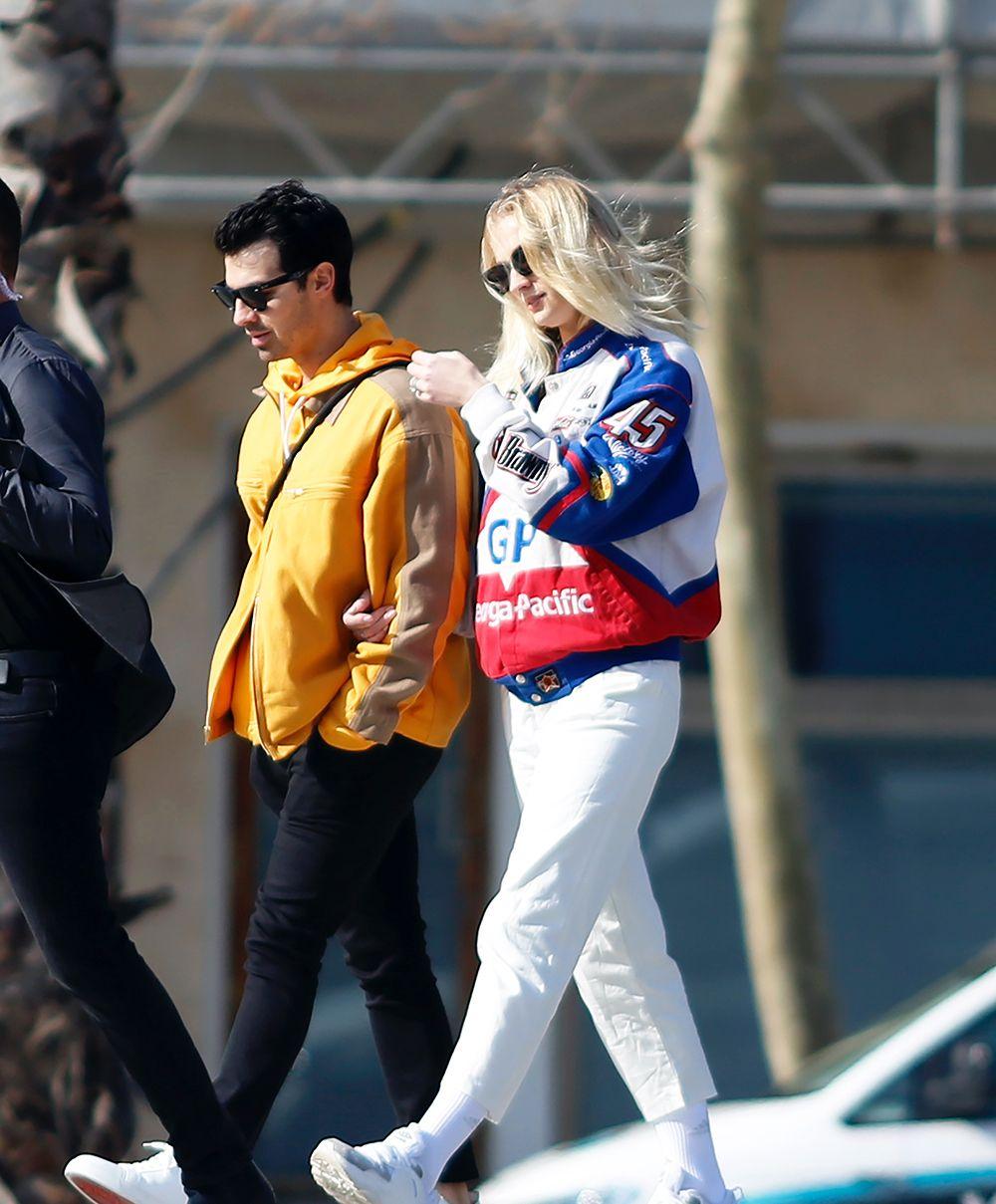 好莱坞小夫妻,乔·乔纳斯与索菲·特纳,歌手与演员的完美组合