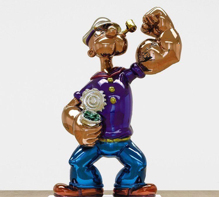 美国波普艺术家——杰夫·昆斯